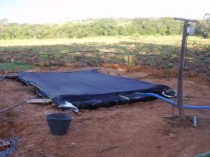 Reservatório Coberto com Sombrite